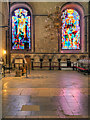 TR1557 : Stained Glass, Canterbury Cathedral by David Dixon