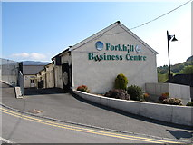 J0115 : Forkhill Business Centre, Forkhill by Eric Jones