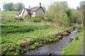 NU0701 : Cottage by Debdon Burn by Bill Boaden