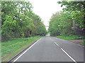 SO9645 : B4084 north of Lower Farm by Stuart Logan