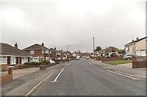 SO9394 : Upper Ettingshall Road by Gordon Griffiths