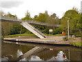 TQ7556 : River Medway, Whatman Park by David Dixon
