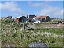 HU6390 : Farm at Aith by Oliver Dixon