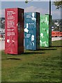 SX9163 : Display, Princess Parade, Torquay by Derek Harper