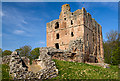 NT9047 : Norham Castle by Mike Searle