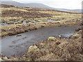 NH2774 : Wet moorland in Dirrie More by M J Richardson