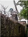 TL5770 : Wicken Mill by Kim Fyson