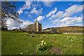 NU0304 : Cartington Castle (3) by Mike Searle
