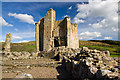 NU1109 : Edlingham Castle (2) by Mike Searle