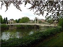 SO5139 : Victoria Bridge by Graham Hogg