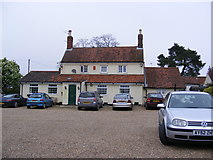 TG1422 : The Ratcatchers Inn Public House by Adrian Cable