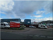 NM8529 : Welcome to Oban ferry terminal by Steve  Fareham