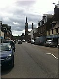 NO8785 : Allardice Street, Stonehaven by Darrin Antrobus