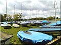 SO8891 : Himley Sailing Club by Gordon Griffiths