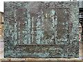 TQ7569 : National Destroyer Memorial (rear) by David Dixon