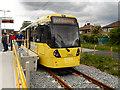 SJ8590 : East Didsbury Metrolink Station by David Dixon