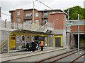 SJ8492 : Metrolink Station, Burton Road by David Dixon