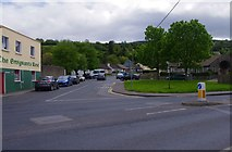 S2021 : Junction of two roads, Clonmel, Co.Tipperary by P L Chadwick