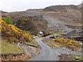 NC2534 : Maldie Hydro scheme site by Jim Barton