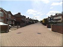 SO9394 : Swann Road by Gordon Griffiths