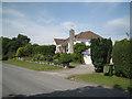 SP1167 : 'Hillcrest', Ullenhall Lane by Robin Stott