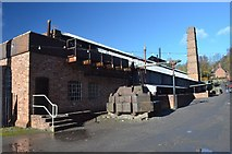 SJ6903 : Blists Hill Ironworks by Ashley Dace