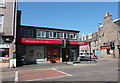 NJ9306 : Convenience Store (site of Greyfriars Free Kirk) by Bill Harrison