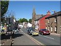 NY5361 : Brampton in Cumbria by James Denham