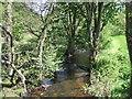 SO3895 : River East Onny by John M