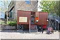 NT9338 : Railway Wagon by Billy McCrorie