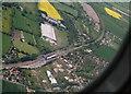 SP7902 : Princes Risborough Station: aerial by Chris