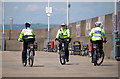 J5082 : Police on bicycles, Bangor by Rossographer