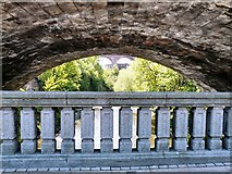 SJ8990 : Viaduct arches by Gerald England