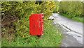 J1751 : Letter box, Ashfield near Dromore by Albert Bridge