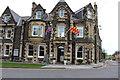 NU1734 : Victoria Hotel, Bamburgh by Billy McCrorie