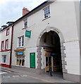 SO0428 : Greggs, Brecon by Jaggery