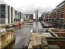 SE3032 : Clarence Dock by David Dixon