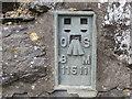 SM8323 : Ordnance Survey Flush Bracket 11511 by Peter Wood