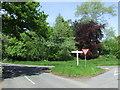 TQ3417 : Road junction near Burgess Hill by Malc McDonald