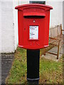 TM1337 : Village Hall Postbox by Adrian Cable