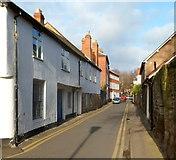 SO5139 : St John Street Hereford by Jaggery