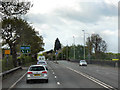 SJ7280 : Chester Road, A556 Southbound by David Dixon