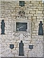 SK9725 : Memorial and brasses to the Cholmeley family by J.Hannan-Briggs