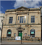 NZ0516 : Witham Hall, Market Place by Jo Turner