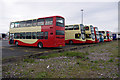 SD4060 : New buses at Heysham Port by Ian Taylor