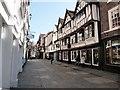 SE6052 : Stonegate, York by Derek Voller