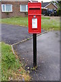 TM1341 : Poultry Farm Postbox by Adrian Cable