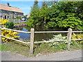TL3278 : Pond in Pidley by Bikeboy