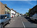 TL3677 : High Street Somersham by Bikeboy
