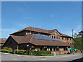 TQ3952 : Oxted Council offices by Stephen Craven